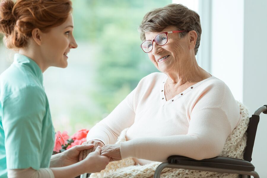 Home Health Care in Braselton GA: National Wheelchair Beautification Month